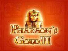 В казино Вулкан Делюкс Pharaohs Gold III