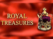 В казино Вулкан Делюкс Royal Treasures