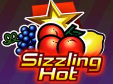 В Вулкане 24 автоматы Sizzling Hot