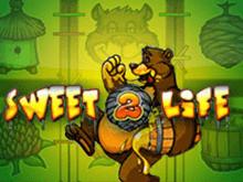 В Вулкане 24 автоматы Sweet Life 2
