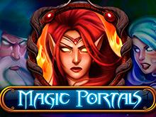 Играть в Магические Порталы в казино Вулкан Делюкс