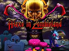 Игровой онлайн автомат Alaxe In Zombieland