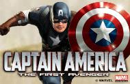 Автомат Вулкан Делюкс Captain America The First Avenger Scratch