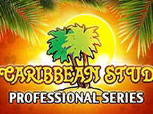 Автомат Вулкан Делюкс Caribbean Stud Professional Series