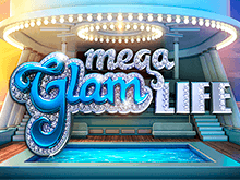 Автомат Mega Glam Life с бонусами в Вулкан 24