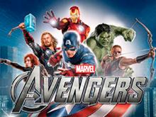 Автомат The Avengers с онлайн бонусами